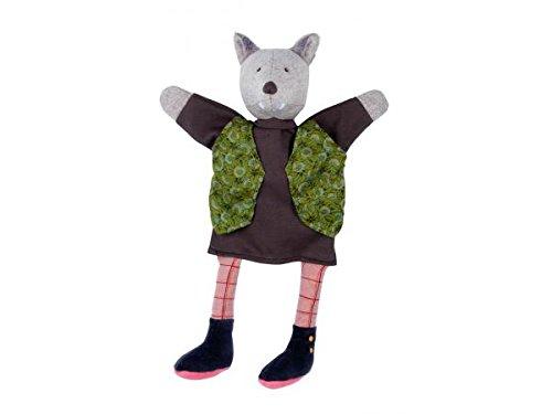 The Gentleman Mr Wolf hand puppet