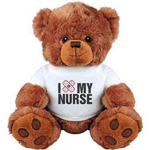 I Love My Nurse Medium Plush Teddy Bear