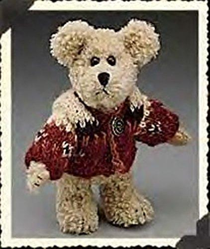 Boyds Bear The Archive Collection Teddy Bear Ashley Huntington  6 Inches Tall