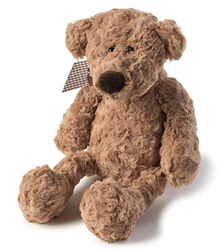 JOON Charles Rosy Plush Teddy Bear Light Brown 10-Inches