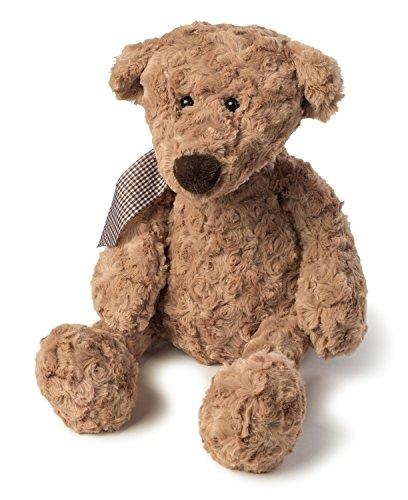 JOON Charles Rosy Plush Teddy Bear Light Brown 12-Inches