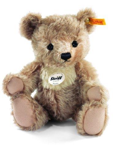 Steiff 28cm Paddy Teddy Bear Light Brown by Steiff