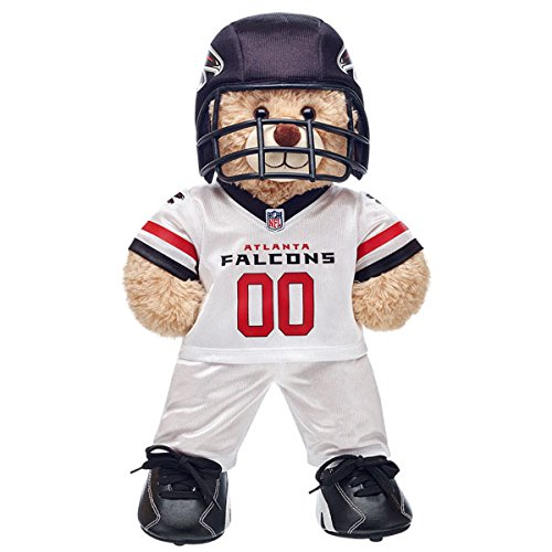 Build-a-Bear Workshop Atlanta Falcons Happy Hugs Teddy Bear Set