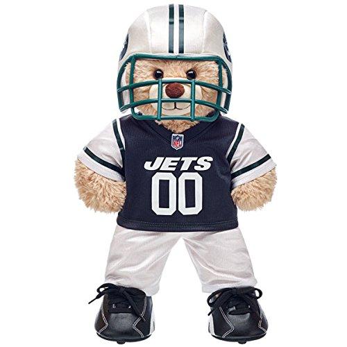 Build-a-Bear Workshop New York Jets Happy Hugs Teddy Bear Set