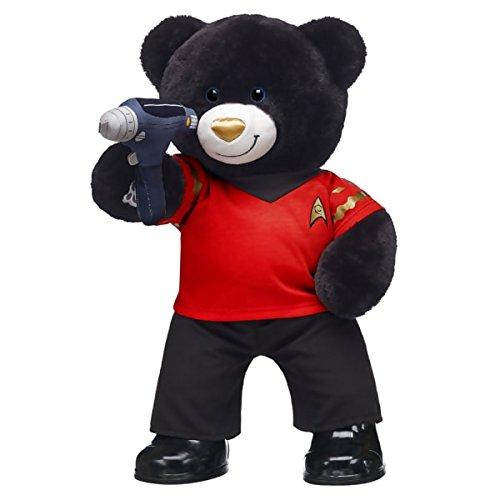 Build-a-Bear Workshop Voyager Star Trek 50th Anniversary Teddy Bear Set