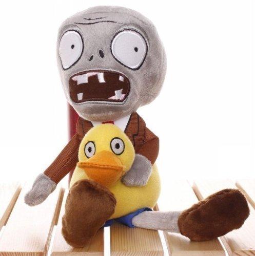 ToyswillPlants Vs Zombies Plush Toy Ducky Tube Zombie 11 Tall