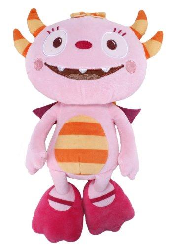 1 X Henry Hugglemonster Talking Summer 25cm Soft Toy by Golden Bear