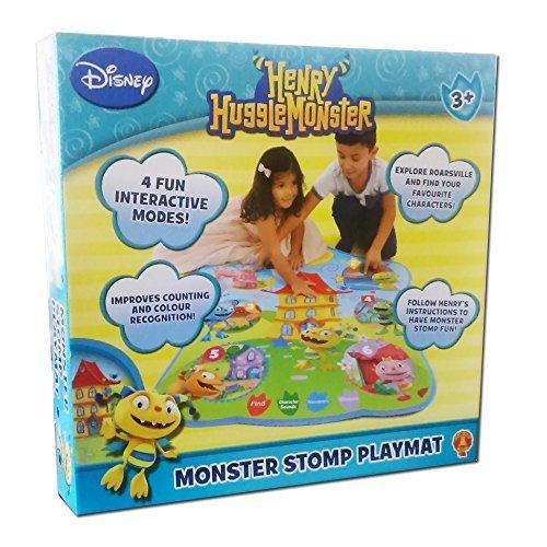 Disney Henry Hugglemonster Monster Stomp Playmat