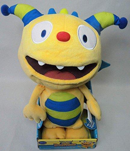 Disney Junior Henry Hugglemonster 14 inch plush - Move N Talk Henry