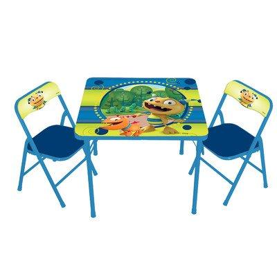 Henry Hugglemonster Kids Square Activity Table Set