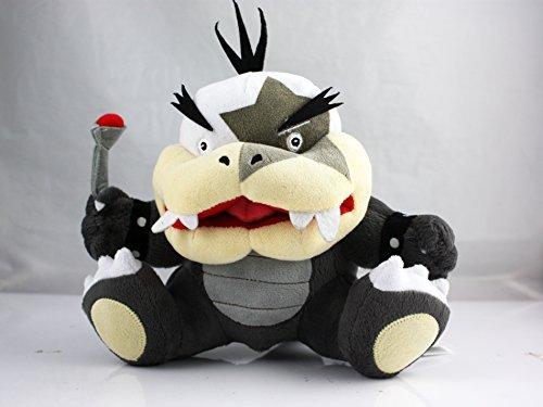 Morton JRBig Mouth Super Mario Bros Plush Toy Koopalings Bowser Kids 7 koopa
