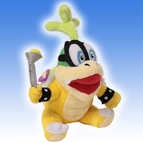 Super Mario Bros 6 IGGY KOOPA PLUSH TOY