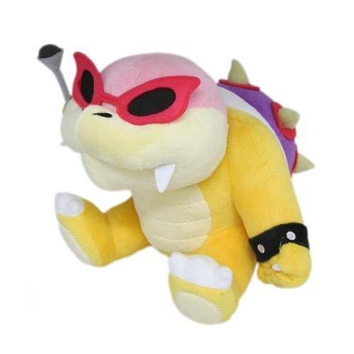 Super Mario Stuffed Animal Bros Series 10 Roy Koopa Plush Toy Doll Toy