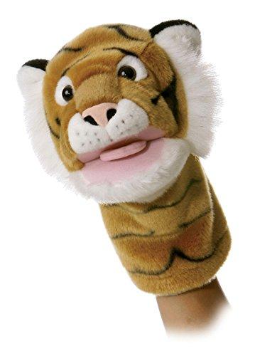 Twiggy Tiger Hand Puppet 10 by Aurora