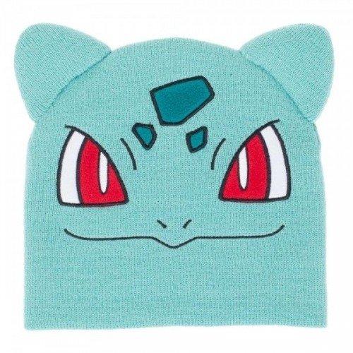 BIOWORLD Pokémon Bulbasaur Knit Beanie Cap Hat