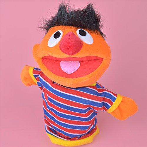 25cm ERNIE Sesame Street Plush Hand Puppet
