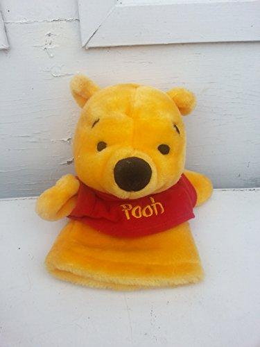 Disney Winnie the Pooh Plush Hand Puppet