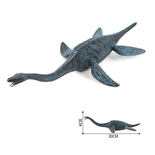 A-Parts Jurassic Plesiosaur Dinosaur Toys Animal Model Collection Learning Educational Toy Birthday Xmas Gifts