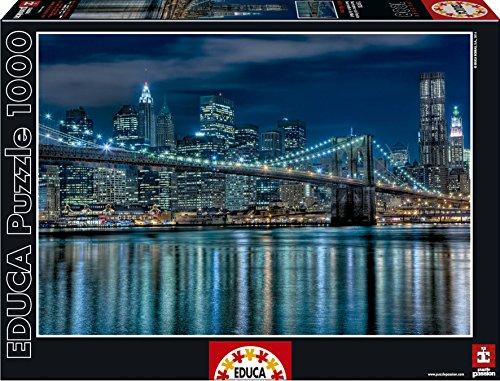 Educa Manhattan at Night Puzzle 1000 Piece