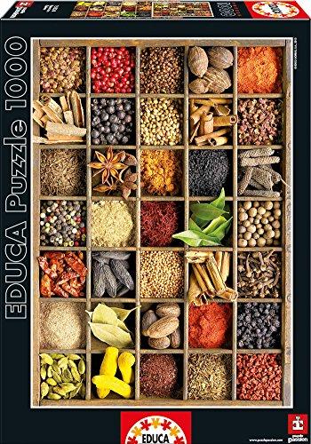 Educa Spices Puzzle 1000 Piece