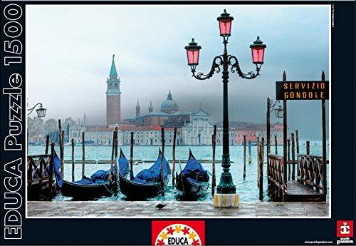 Venice at Dusk - Educa 1500 Piece Puzzle