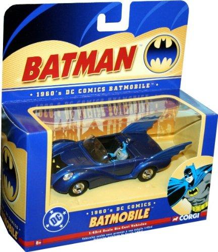 Corgi Die-Cast Batmobile 1960  2 143  US77320