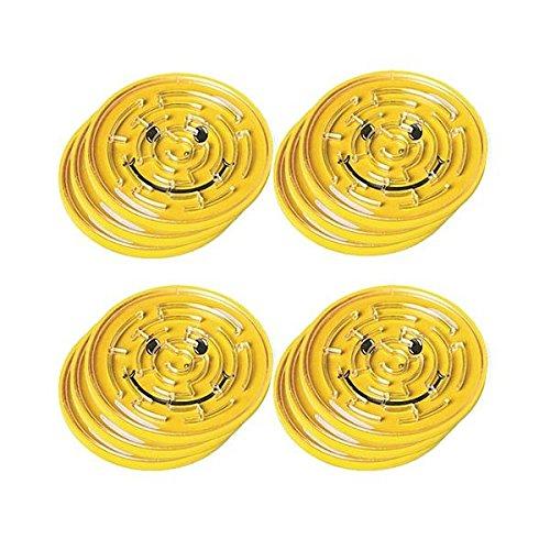 Party Favors 12Pkg-Smile Maze Puzzles