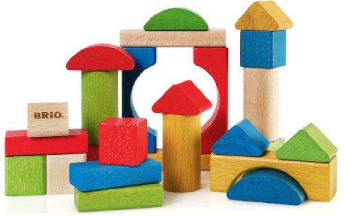 BRIO Wooden Block Set 25-Piece