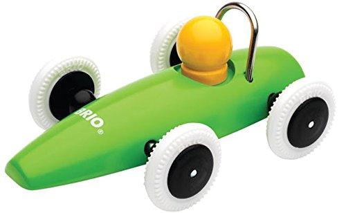 Brio Wooden Classic Race Car - Green