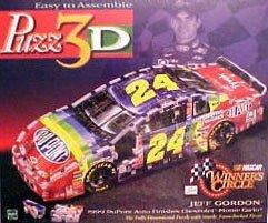Puzz 3D Jeff Gordon Winners Circle 1999 Monte Carlo Puzzle