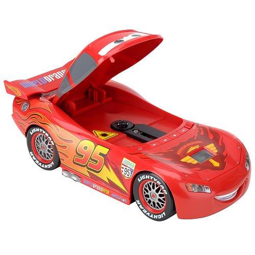 Cars 2 Lightning McQueen CD Vroombox