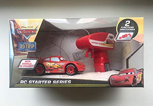 Cars 2 Lightning McQueen RC Starter Series