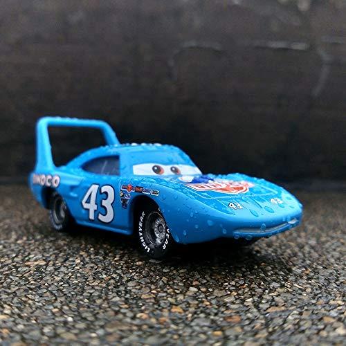 Disney Disney Pixar Cars 2 Lightning McQueen Mater 155 Diecast Metal Alloy Model Car Birthday Gift Educational Toys for Children Boys 01