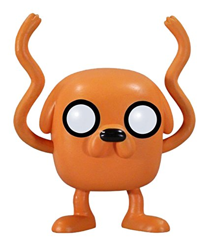 Funko POP Vinyl Adventure Time Jake Figure