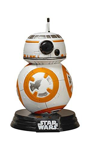 FunKo 6218 Pop Star Wars BB-8 Bobble-Head Figures 375-Inch