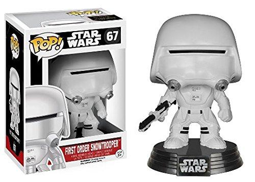 Funko POP Star Wars Episode VII First Order Snowtrooper 67 Vinyl Bobble-Head