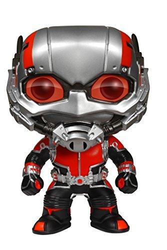 Funko Pop Movies Marvel Ant Man - Ant Man Figure by POP Bobble