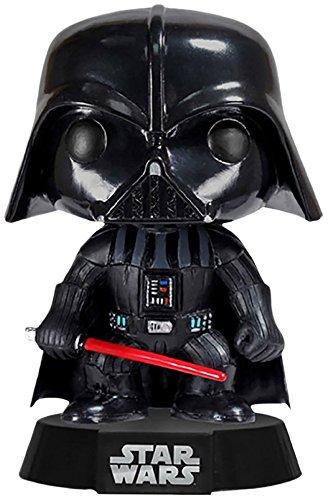 POP Star Wars Darth Vader Bobble Head Vinyl Figure