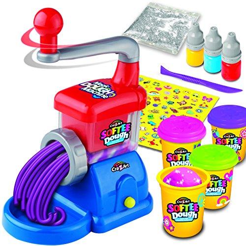 Cra-Z-Art Magic Machine Softee Dough Maker