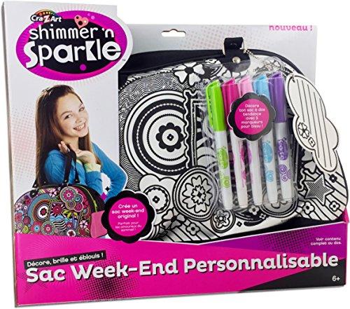 Cra-Z-Art Shimmer N Sparkle Weekender Bag