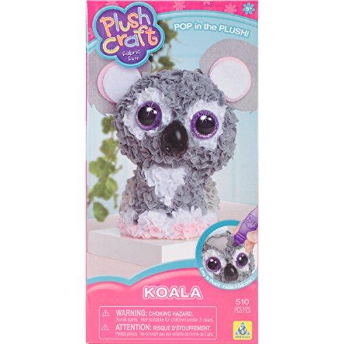 The Orb Factory PlushCraft Koala 3D