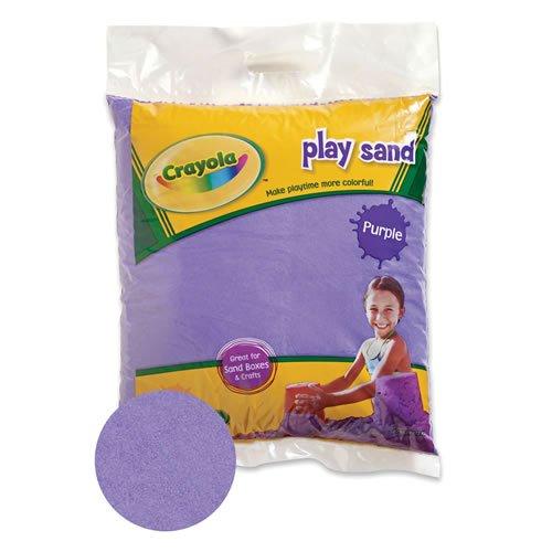 CrayolaColored Play Sand Purple