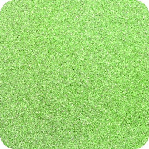 Sandtastik Classic Colored Play Sand - 25 lbs - Light Green