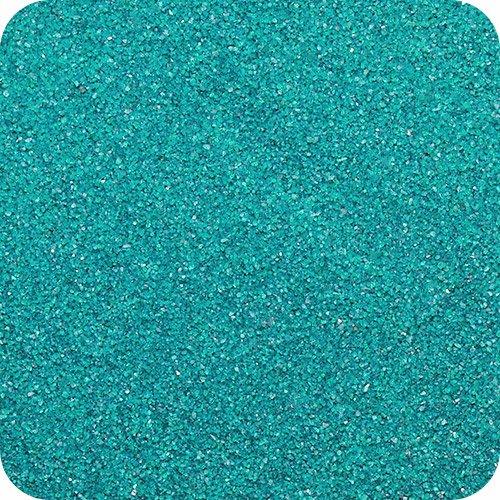Sandtastik Classic Colored Play Sand - 25 lbs - Teal