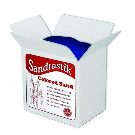 Sandtastik Colored Play Sand-25 lbs