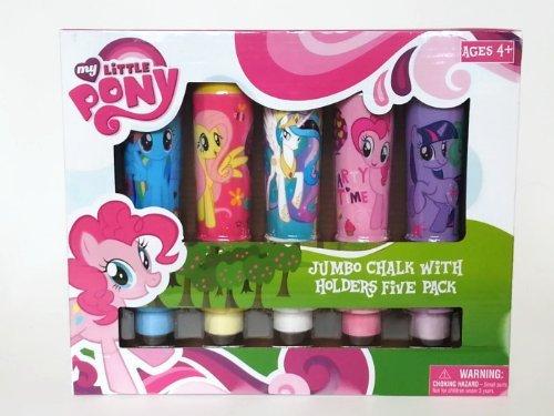 My Little Pony Jumbo Chalk with Holders