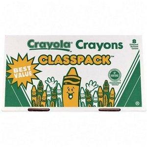 Binney Smith Crayola Classpack Crayons