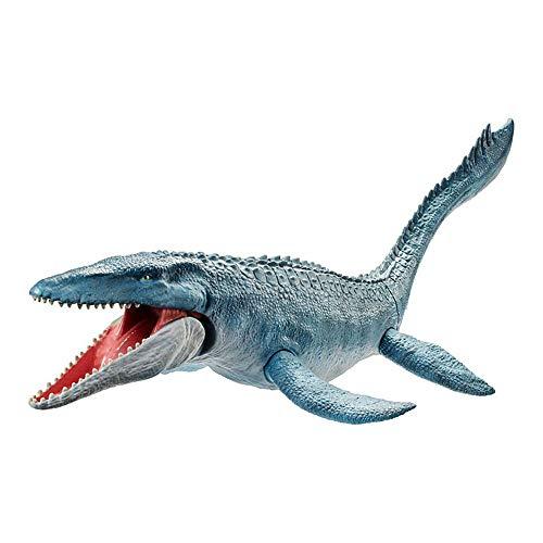 WALLER PAA Real Feel Mosasaurus Sea Water Dinosaur Toy Action Figure