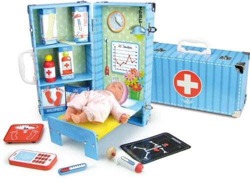Vilac Doctors Toy Set