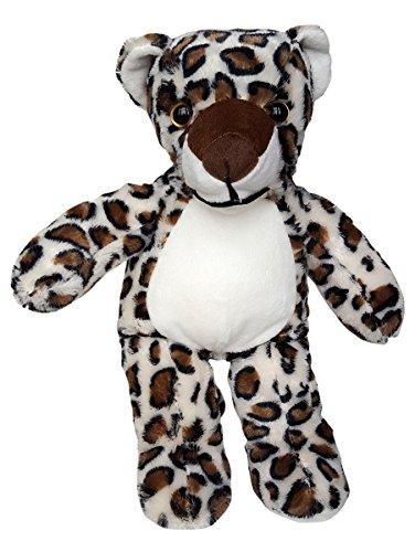 Cuddly Soft 16 inch Stuffed LeopardWe stuff emyou love em